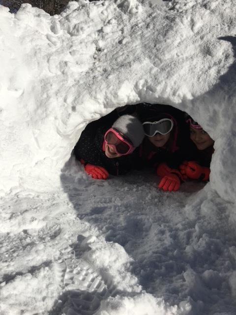 Classe de neige – février 2019