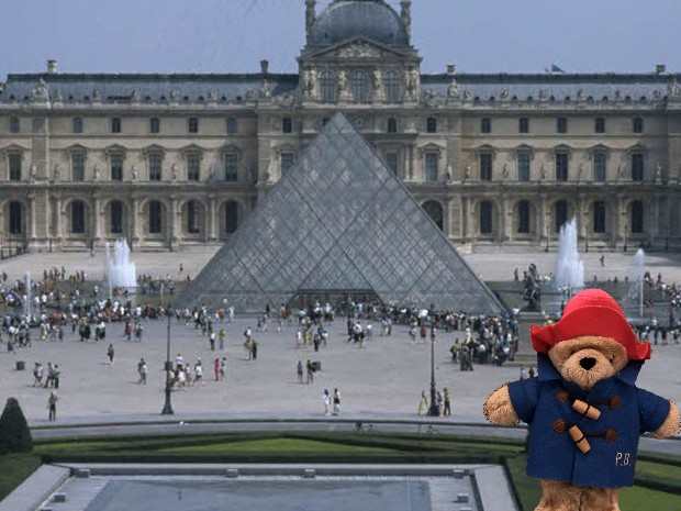 Paddington en Europe